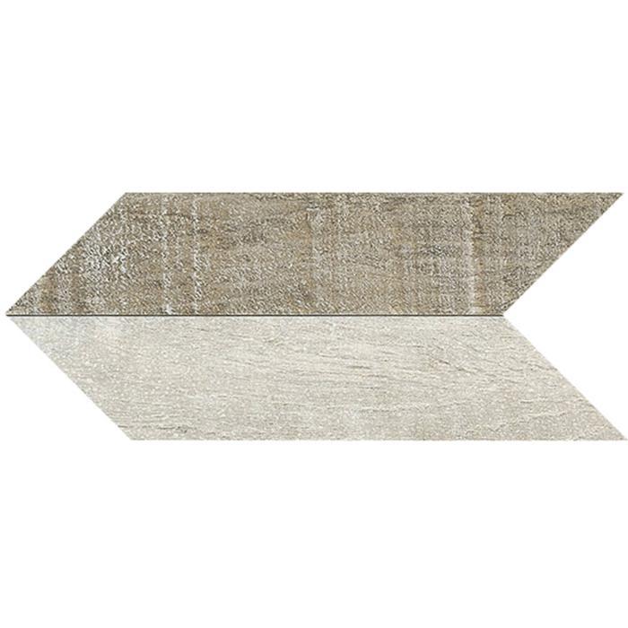 Vloertegel Fioranese Wood Mood 7,8x53,3x0,9 cm Bianco 0,332M2