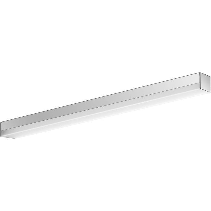 Emco System 2 Spiegelklemlamp LED Horizontaal 40 cm Chroom