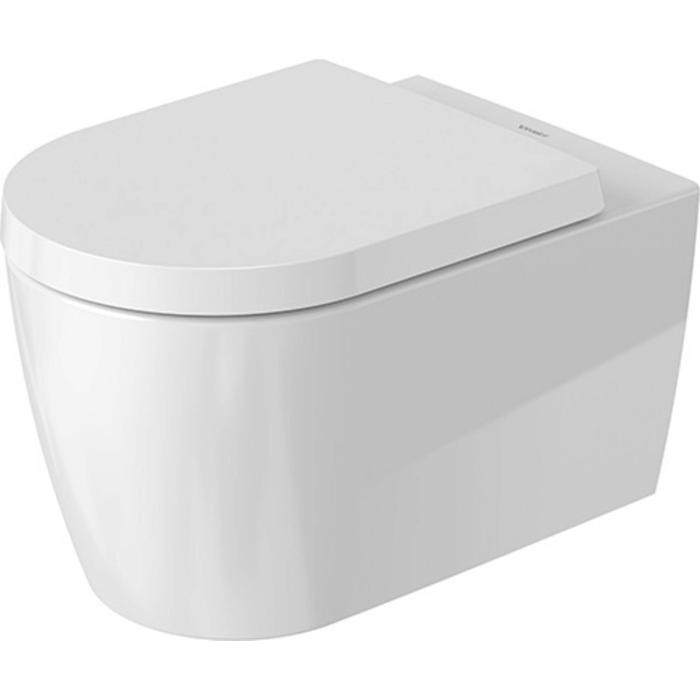 Duravit Me By Starck complete toiletset Rimless met Wondergliss Wit