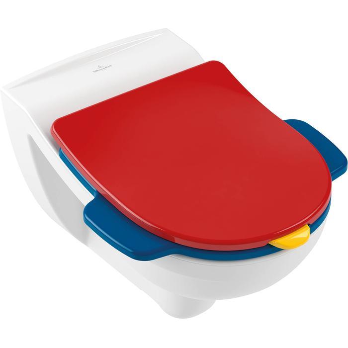 Villeroy & Boch Closet O.novo Kids 32x52x36 cm Wit Alpin AntiBac CeramicPlus