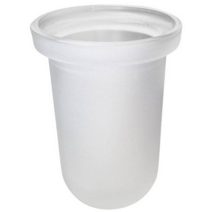 Emco Universeel glas voor borstelhouder 70 mm.