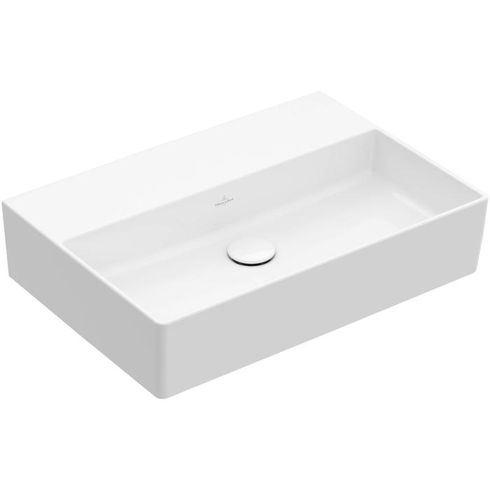 Villeroy & Boch Memento 2.0 wastafel 60x42x13,5cm Star White CeramicPlus