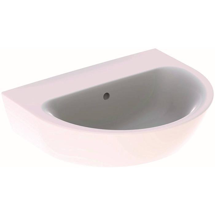 Geberit Renova Wastafel 55x45x18,8 cm Wit