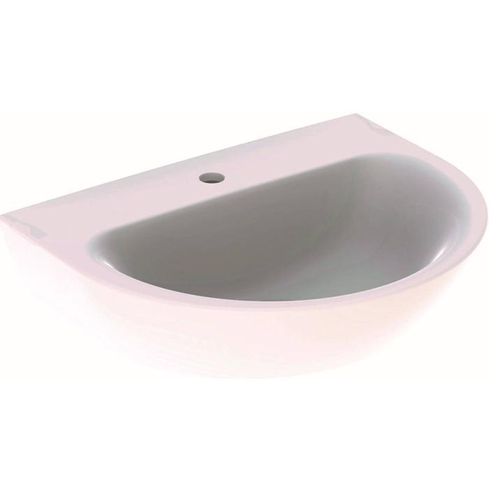 Geberit Renova Wastafel 60x48x18,8 cm Wit