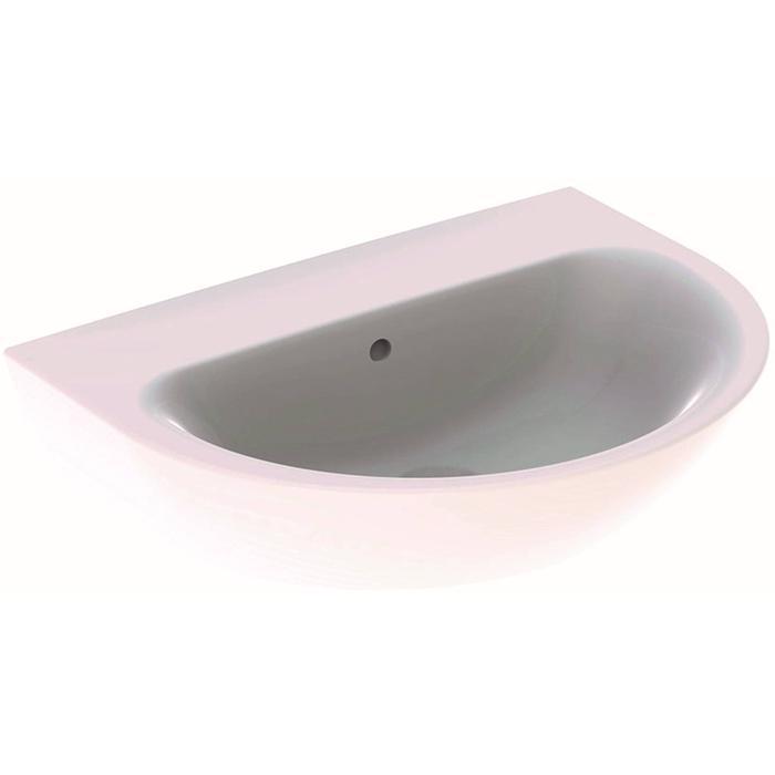 Geberit Renova Wastafel 65x50x19 cm Wit