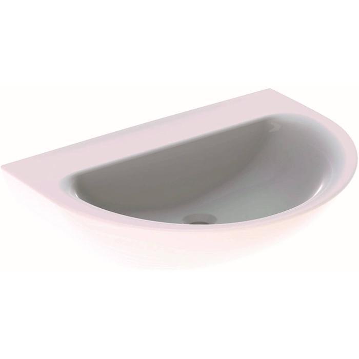 Geberit Renova Wastafel 70x52x19 cm Wit