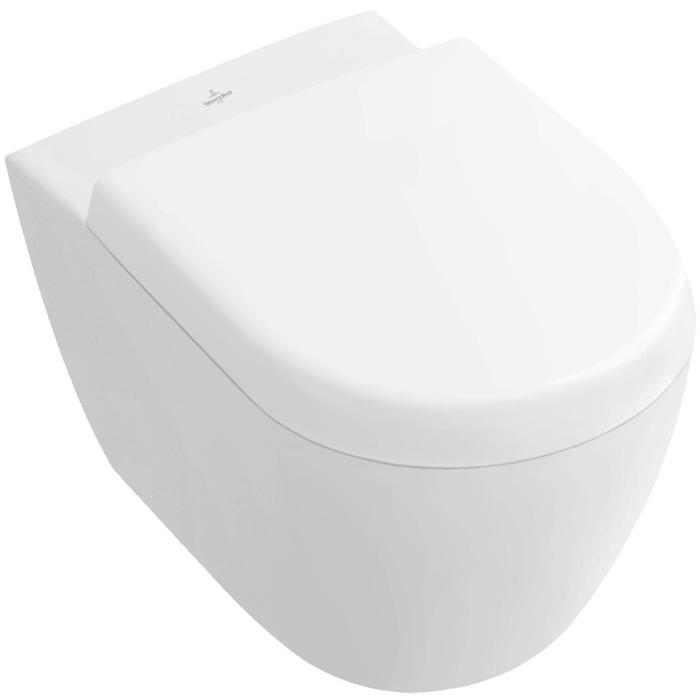 Villeroy & Boch Subway 2.0 wandcloset Compact DirectFlush CeramicPlus wit alpin