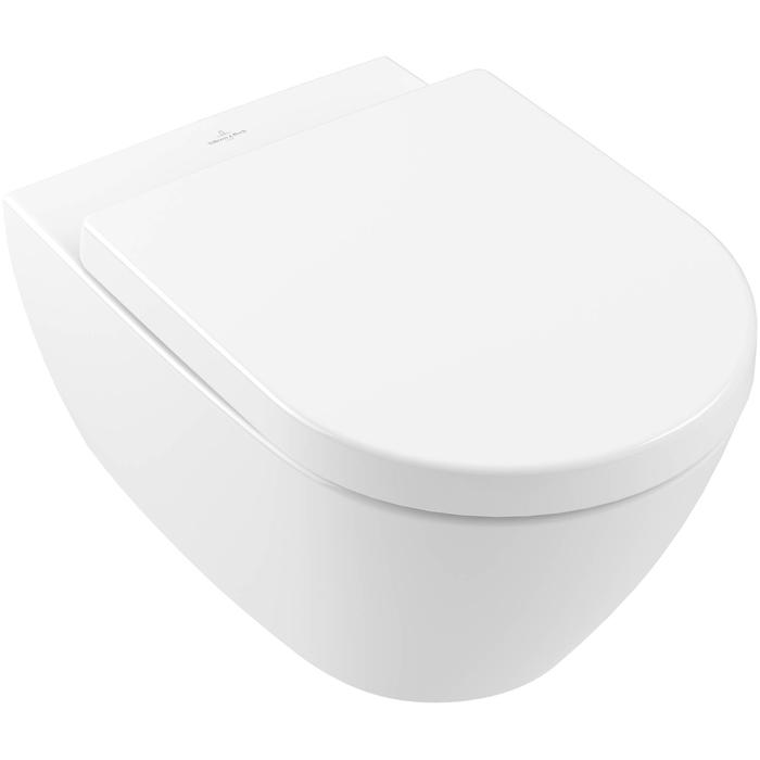 Villeroy & Boch Subway 2.0 wandcloset DirectFlush CeramicPlus wit alpin