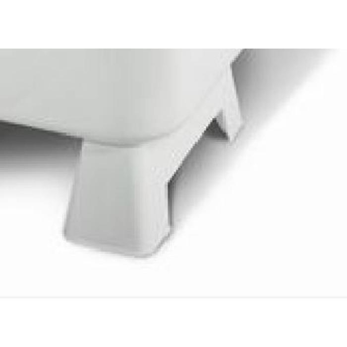 Saqu Potenset voor zitbad 103x65x52 cm Wit