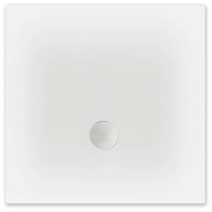 Xenz Flat Douchebak 90x90x3,5 cm Antraciet