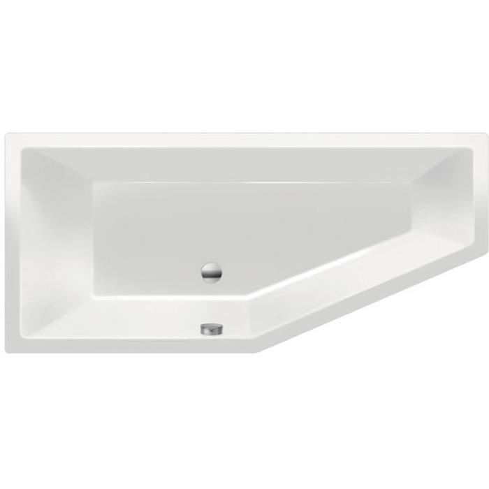 Xenz Society Compact Bad 180x80 cm Edelweiss