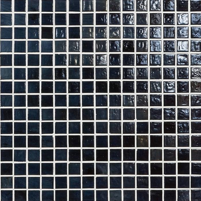 Mozaïek tegel Deco Luce Perla 32x32cm Zwart