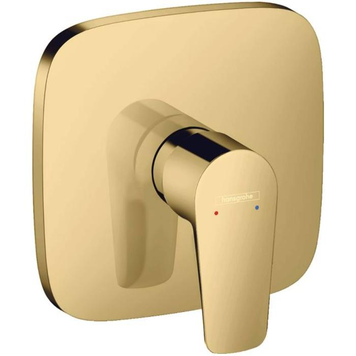 Hansgrohe Talis E Douchethermostaat Afbouwdeel Polished Gold Optic