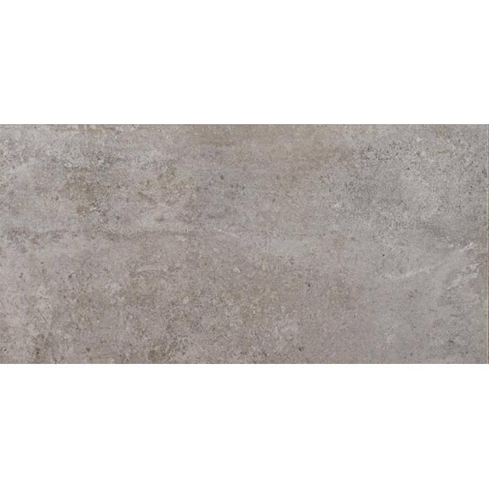 Vloertegel STN ceramica Compakt 10x60x1 cm Licht Grijs 1,44M2