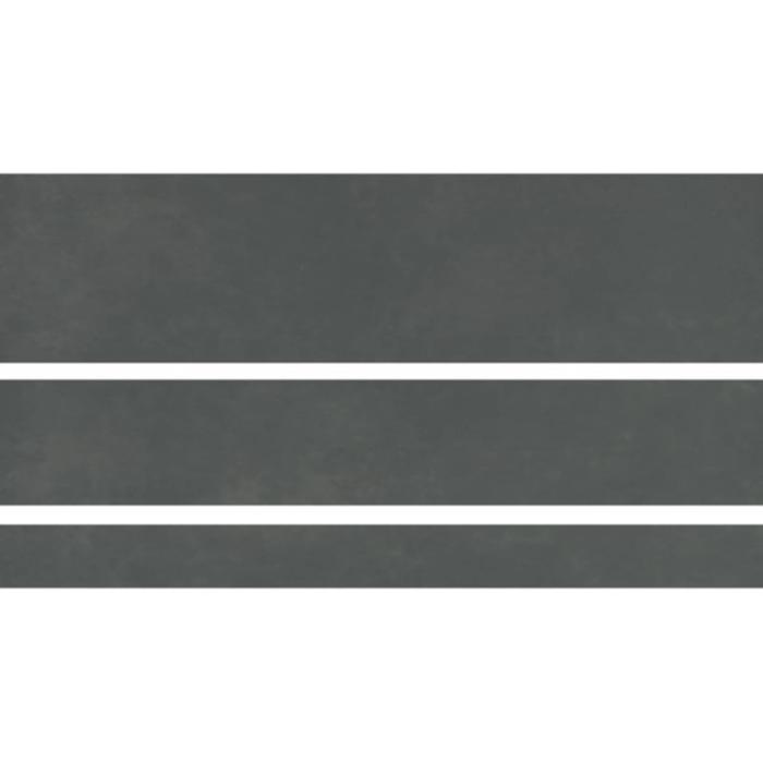 Stroken CTC Choctaw 5/10/15x60x0,9 cm Donker grijs 1,08M2