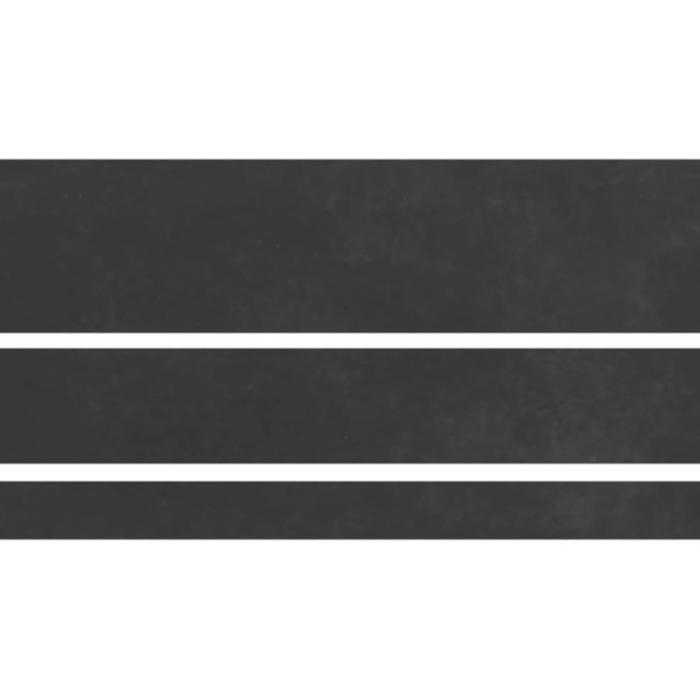Stroken CTC Choctaw 5/10/15x60x0,9 cm Zwart 1,08M2