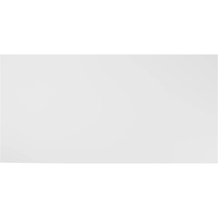Saqu Blanco wandtegel 30x60cm gerectificeerd Mat wit