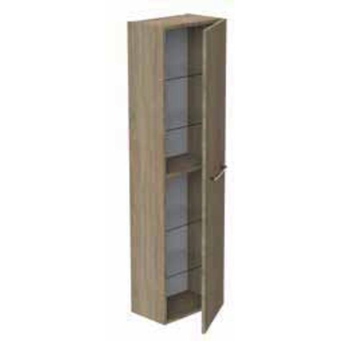 Thebalux Beat 2.0 Hoge kast Links 45x29x165 cm Jackson Pine