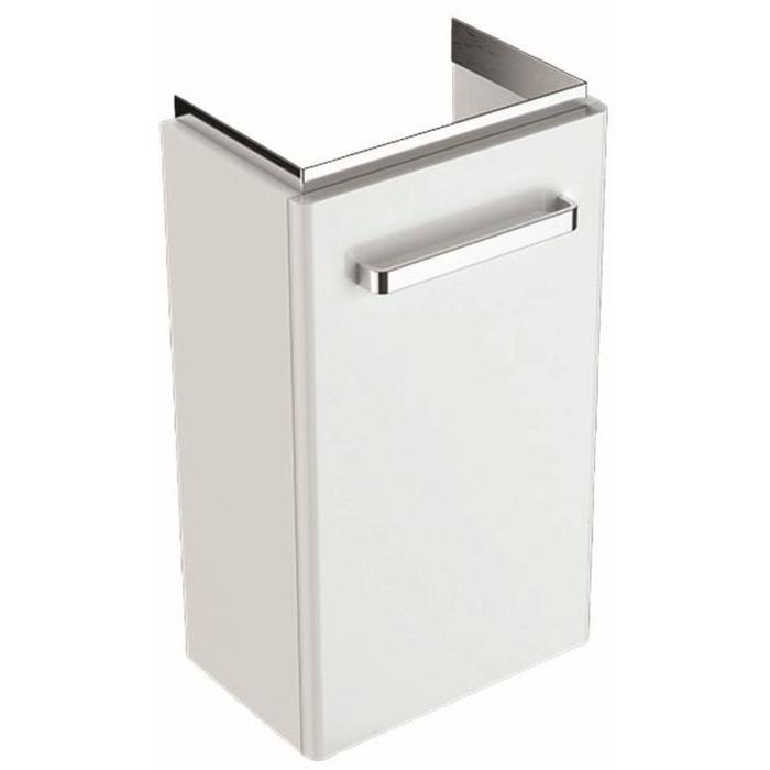 Geberit Renova Compact Fonteinkast 34,8x25,2x60,4 cm Glans Wit