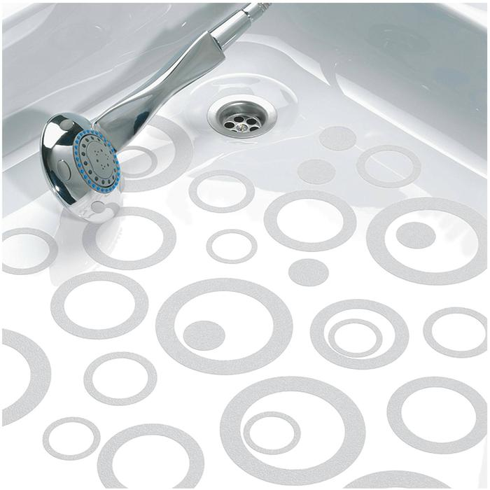 Sealskin Waterrings Antislip stickers Transparant