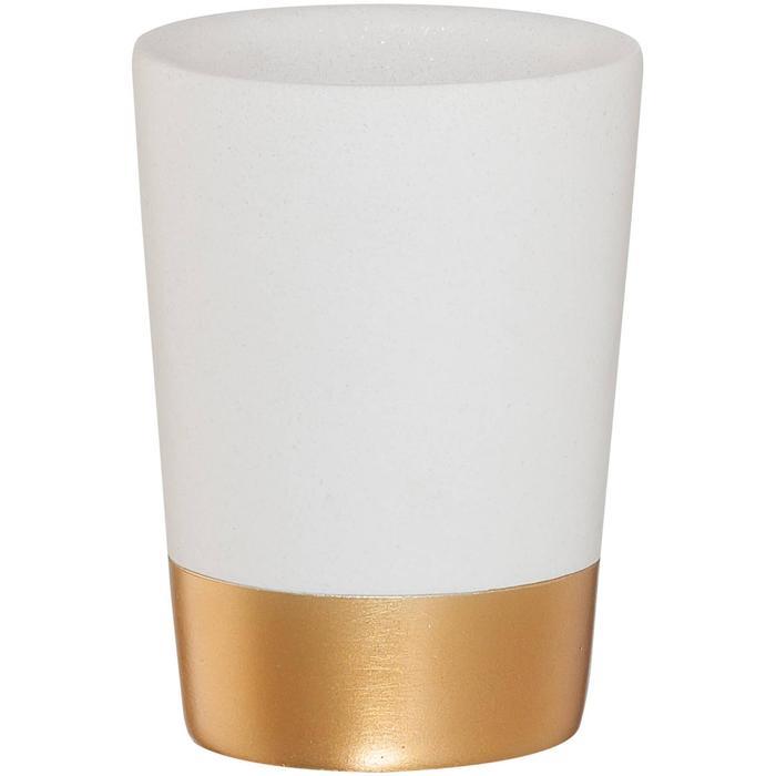 Sealskin Glossy Beker 10,6x7,5 cm goud