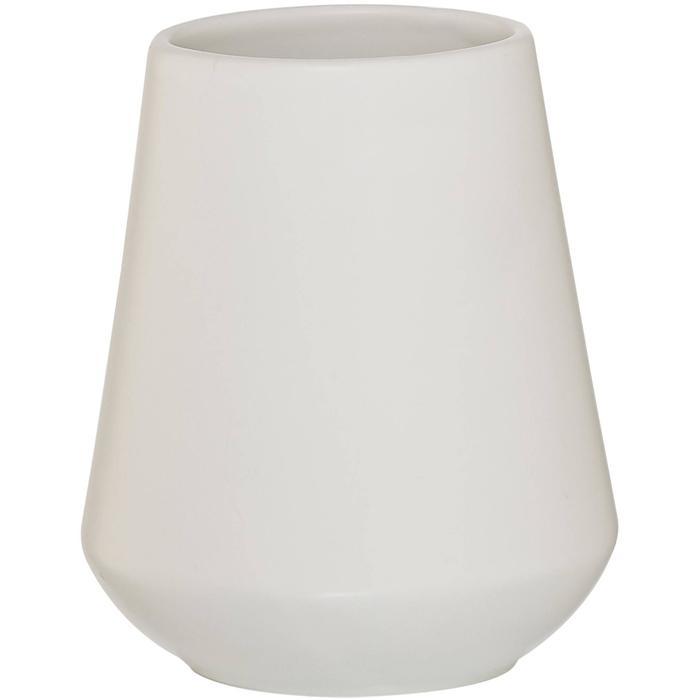 Sealskin Conical Beker 10,5x9 cm wit