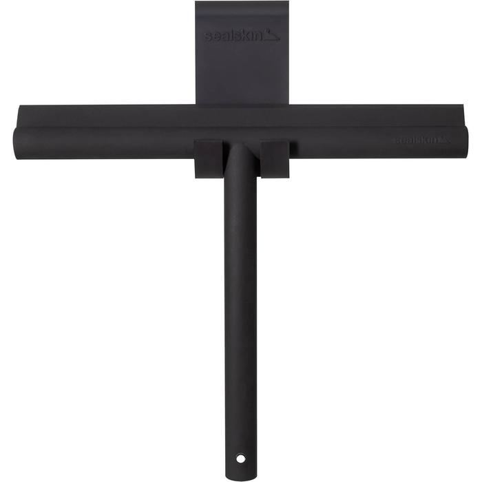Sealskin Deluxe Raamwisser 24 cm Zwart