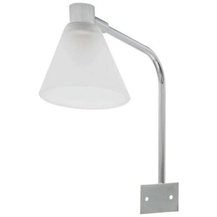 Tiger Izar Spiegellamp 9x19,2x17,6 cm Chroom
