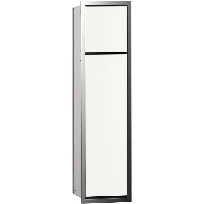 Emco Asis Module Toilet inbouw Chroom/Wit