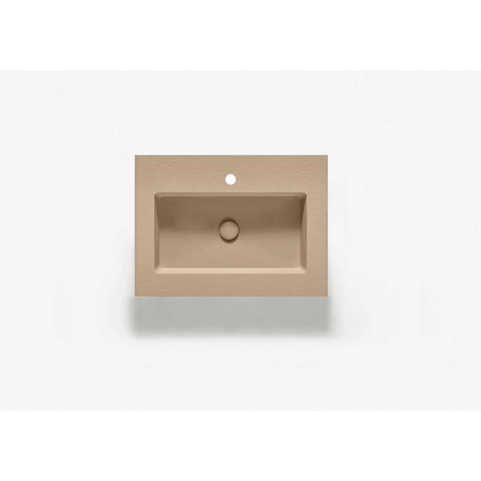 Ben Avira A1 wastafel Akron 60,3x45x1,3cm beige