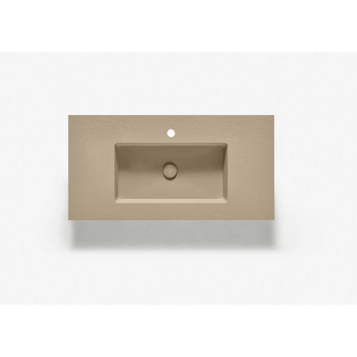 Ben Avira A1 wastafel Akron 80,3x45x1,3cm beige