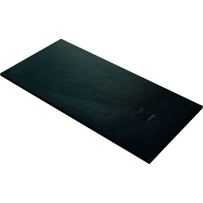 Ben Avira douchevloer Akron 120x90x3cm negro (zwart)
