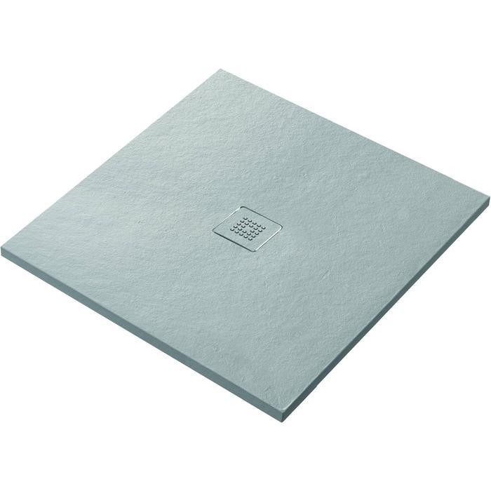Ben Avira douchevloer Akron 90x90x3cm blanco (wit)