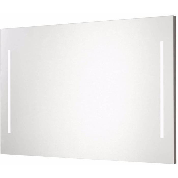 Saqu Buvira Spiegelpaneel Met LED verlichting zijkanten 100cm