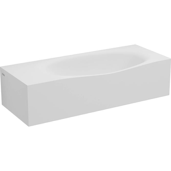Clou Hammock Plus Fontein voorbewerkt kraangat  65x25.,4x16 cm  Wit