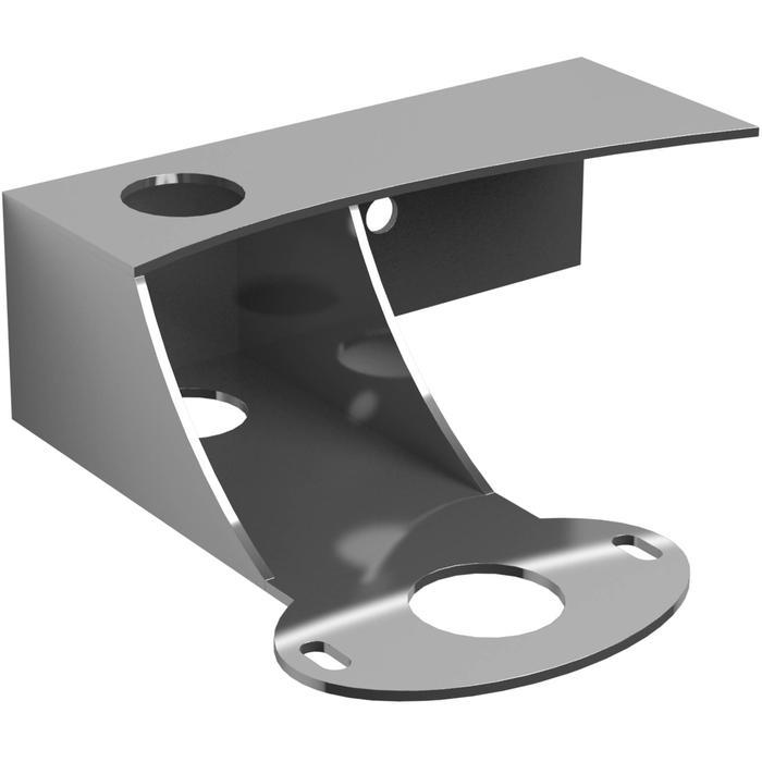 Clou First Console met kraangat RVS Gepolijst