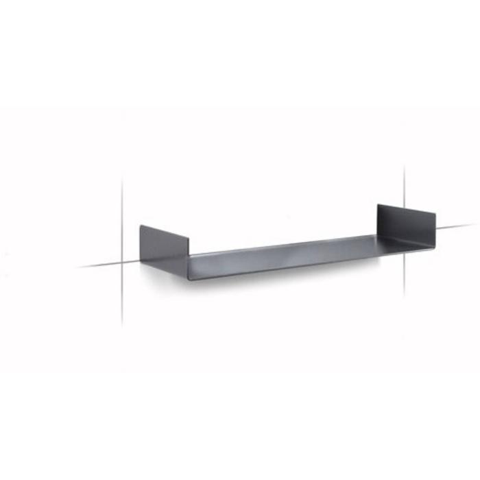 Looox Colour Shelf Inbouw Planchet 60x11,7x5 cm RVS
