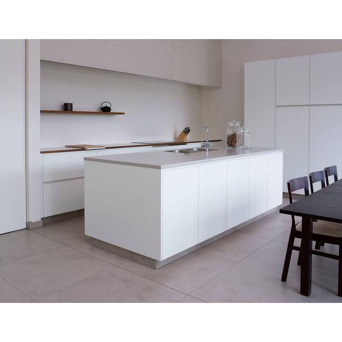Vloertegel Casa tiles Cementi 80x80x- cm Dust 1,28M2