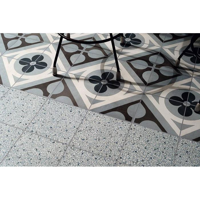 Vloertegel Fioranese Cementine Retro 20x20x1 cm Retro 1 1,08M2