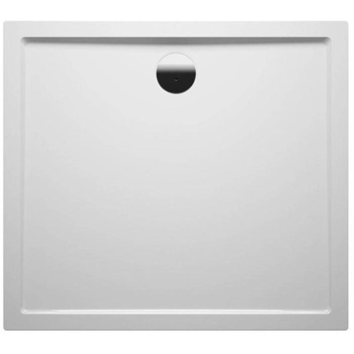 Riho Davos Douchebak Kunststof 100x90x4,5 cm  Wit