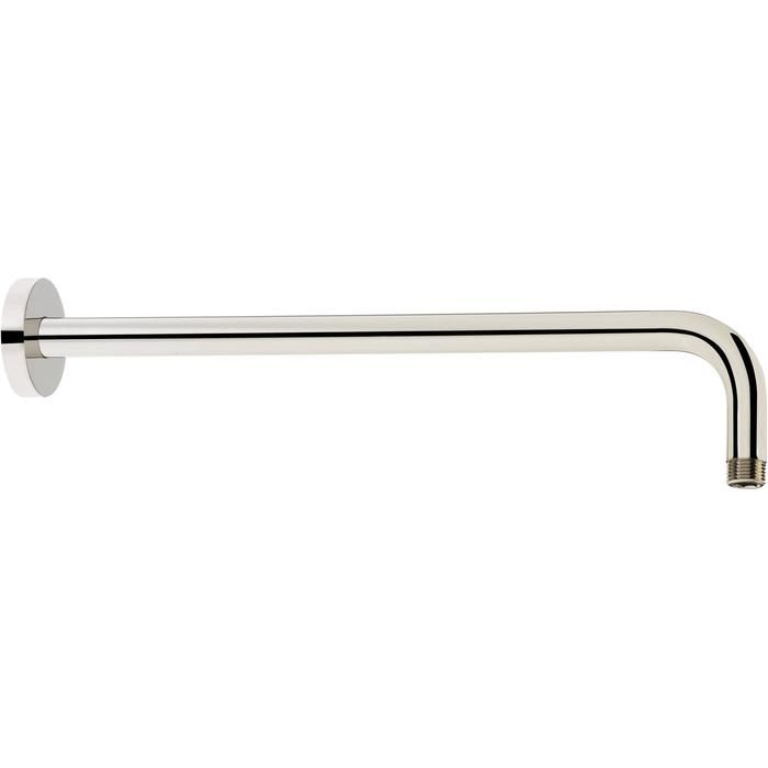 Ben Round Douche-arm 40 cm Glanzend Nickel