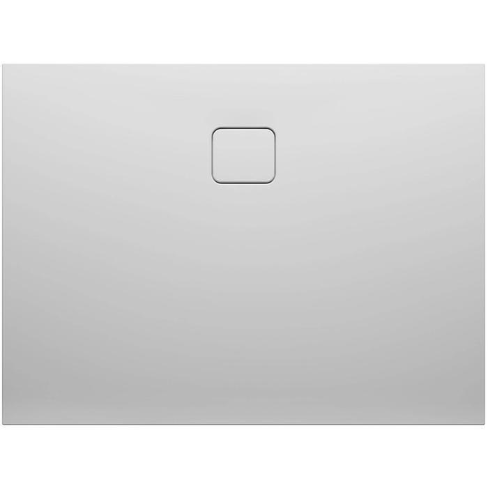 Riho Basel Douchebak Overig 100x100x4,5 cm  Wit