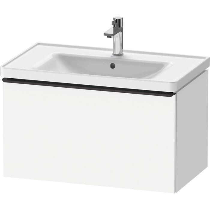 Duravit D-Neo onderkast 78,4x45,2x44cm Mat wit