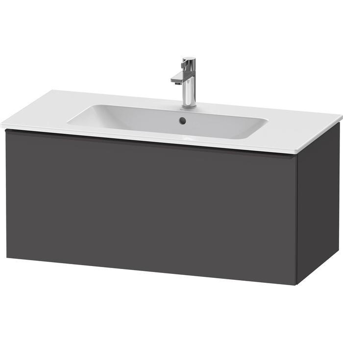 Duravit D-Neo Onderkast 101x46,2x44 cm Grafiet