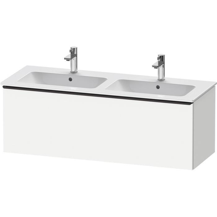 Duravit D-Neo Onderkast 128x46,2x44 cm Wit
