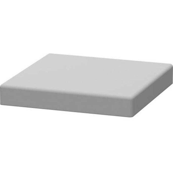 Duravit Durastyle Zitkussen voor ladenkast 40x40x6,2 cm Wit