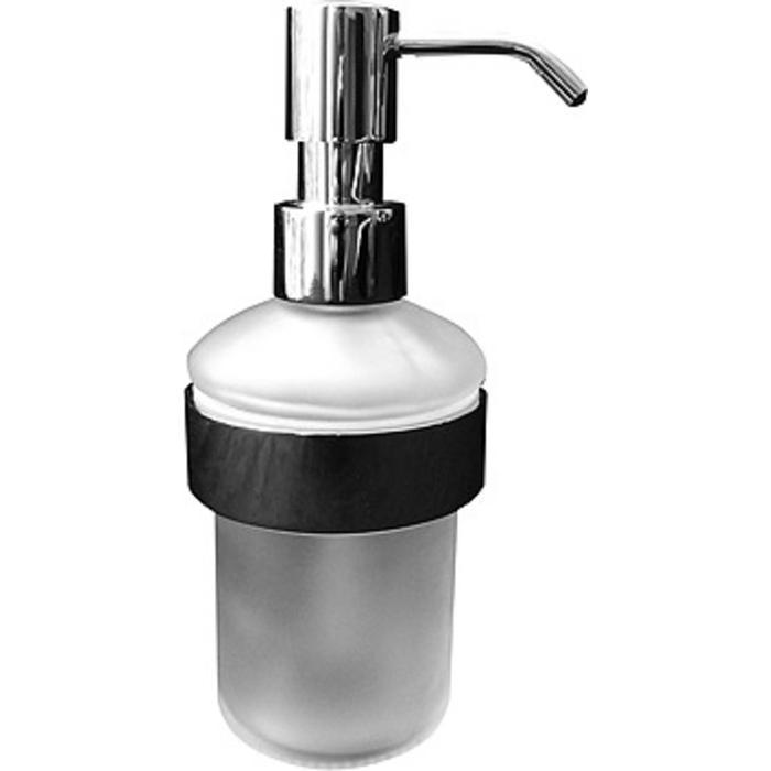 Duravit D-Code zeepdispenser wandmontage chroom