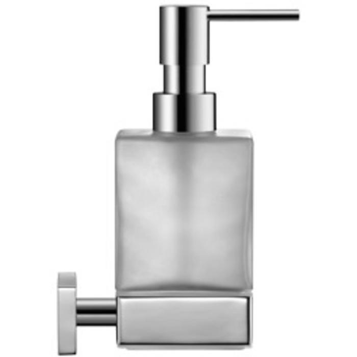 Duravit Karree zeepdispenser Chroom