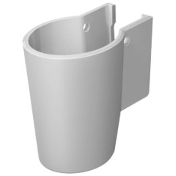Duravit Starck 2 sifonkap voor wastafel Wit