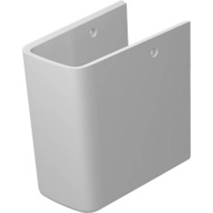 Duravit P3 Comforts Sifonkap voor 071645 WonderGliss Wit